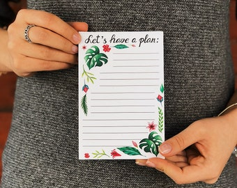 To do list (notepad)