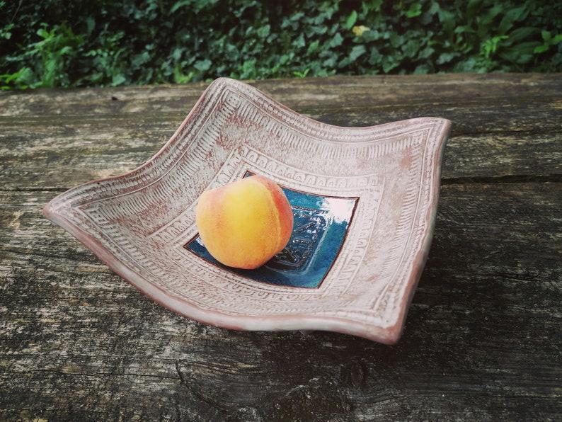 Bol de fruits en céramique, Bol de fruits faits à la main, Bol de fruits de poterie, Bol, Bol de fruits d'art, céramique et poterie, cadeau de mariage, bol de fruit, cadeau, art