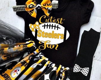 Steelers baby Outfit 5a1ad5506