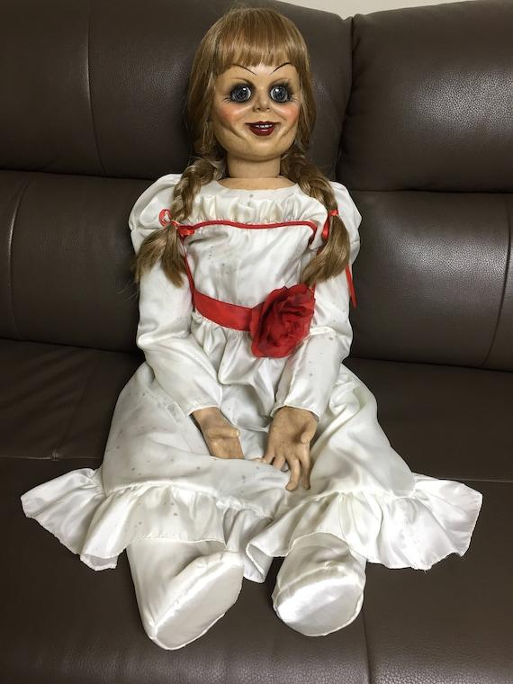 Replica di dimensione 1:1 vita bambola Annabelle | Etsy