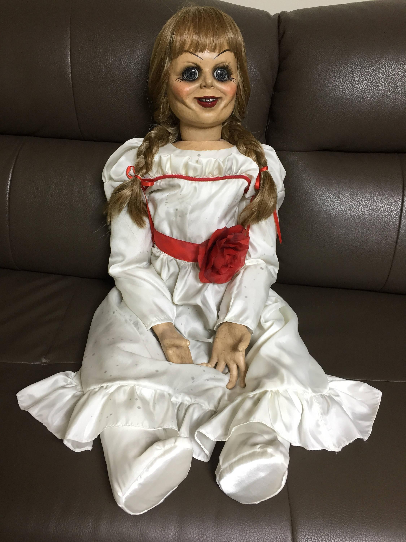 annabelle doll - photo #12