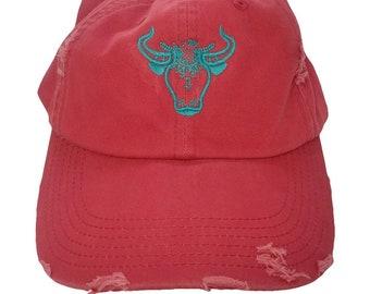 d1967aff6d8 Longhorn Skull Hat