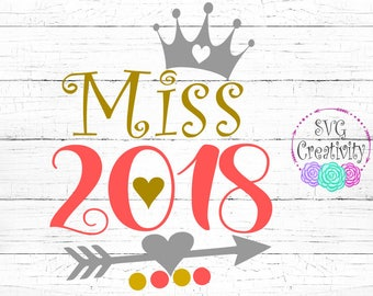 Little Miss 2018 Etsy