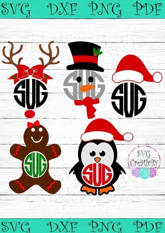 image 0 - Christmas Monograms