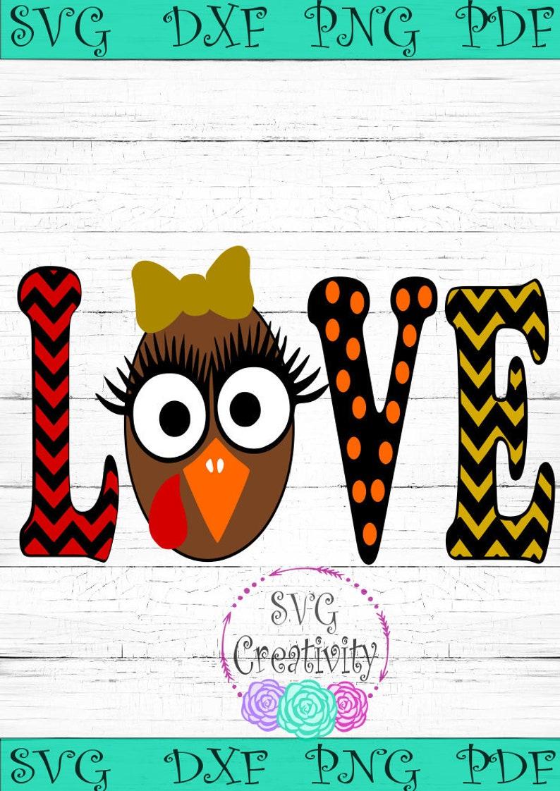 Download Love with Turkey face SVG Love Turkey SVG Thanksgiving SVG ...