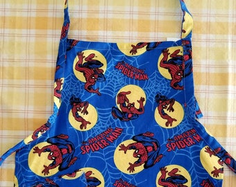 Child's Spider-Man Apron