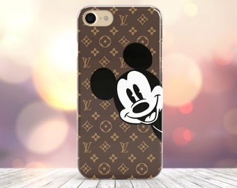 Inspired by Disney Case Louis Vuitton Case iPhone XS Max Case Mickey Mouse  Case iPhone 7 Plus Case iPhone 8 Case Samsung S9 Case LV iPhone 7 80612b90a24