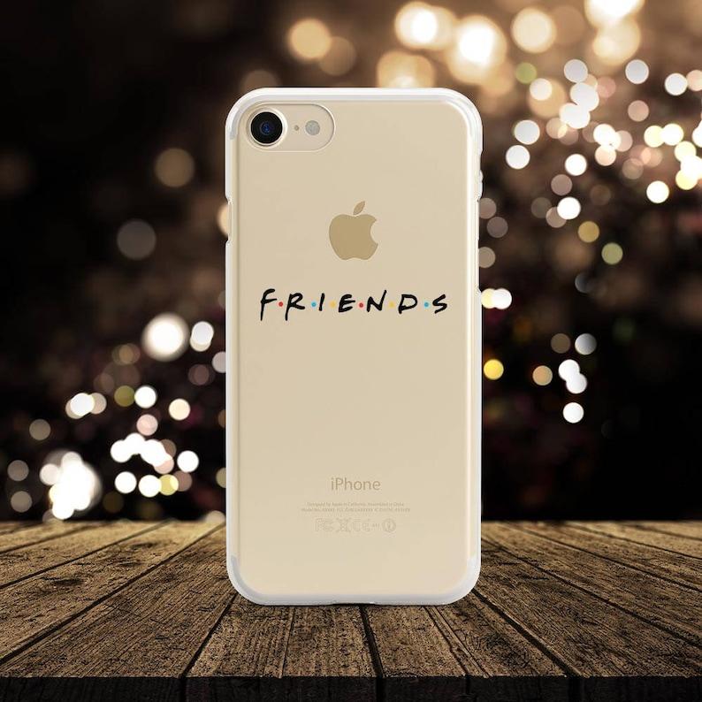 the latest 0a9a9 b1fe3 Friends iPhone 7 Case iPhone X Case Samsung S8 Case Friends iPhone Case  iPhone 7 Plus Case iPhone 8 Case iPhone 8 Plus Case Samsung S7 Edge