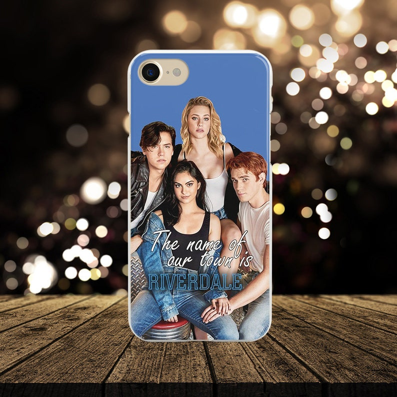 riverdale iphone xs case