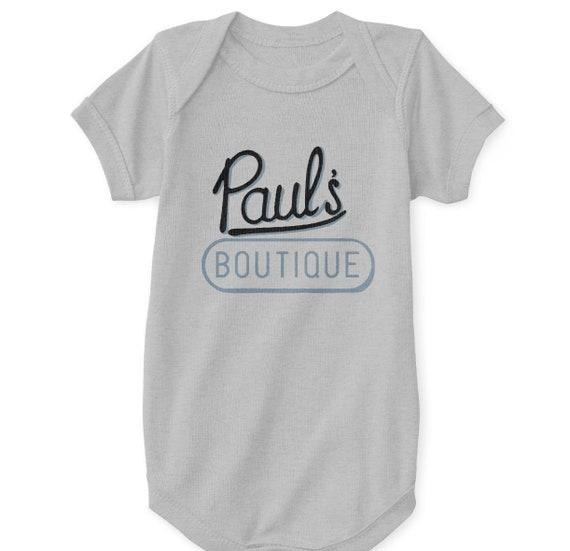 Beastie Boys Shirt Paul/'s Boutique Sign Logo White Size S M L XL 2XL 3XL 4XL 5XL