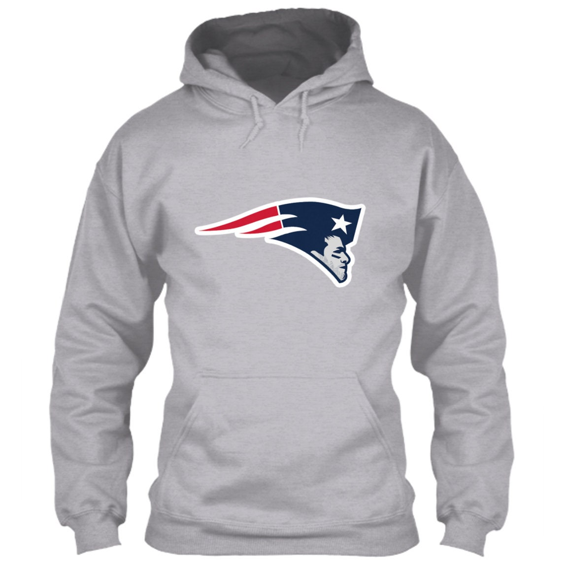 Old Boston Icon Face Head Throwback Emblem Tom Brady Baby Bodysuit New England Patriots Retro Logo Parody White Size Newborn 6 12 18 24 Mo