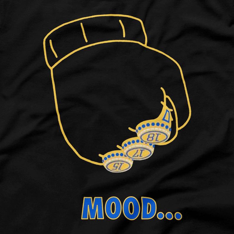 sale retailer 5d200 ba7bc Golden State Warriors Shirt Draymond Green Parade Mood Arthur   Etsy