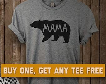 de5877d41db SALE TODAY  Mama Bear T-Shirt