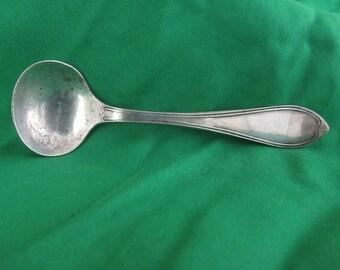 Vintage Mustard Spoon
