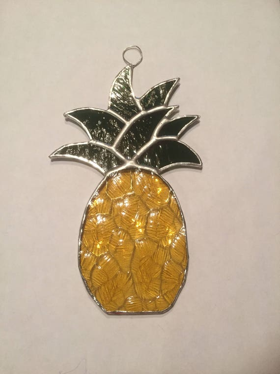 Pineapple The Symbol Of Hospitality Etsy
