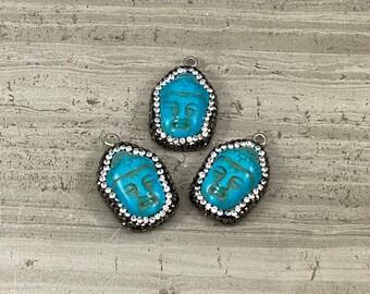 Horseshoe Turquoise #RR003-Turq