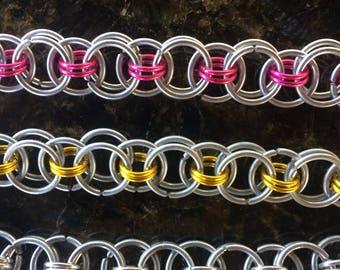 Bracelet Chainmail Jewelry