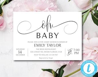 Elegant Baby Shower Etsy