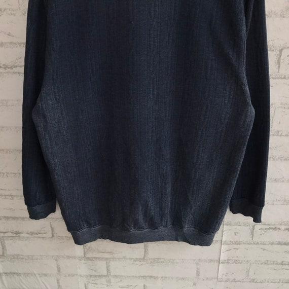 Pick!! Vintage gianni valentino sweatshirt logo e… - image 6