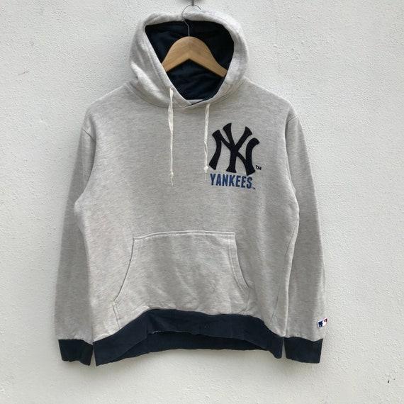 Vintage Mlb New York Yankees Hoodie Big Logo Rare Design  601397f07e6