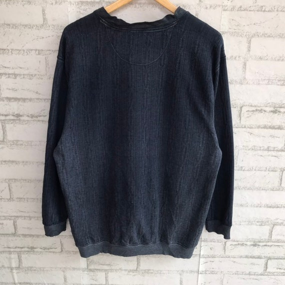 Pick!! Vintage gianni valentino sweatshirt logo e… - image 5