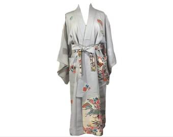 08741e38a9e2 Vtg silk gown | Etsy