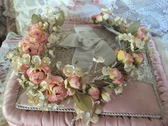 Boudoir Flower Wreaths