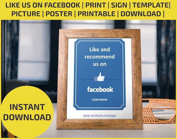 It's just a photo of Ridiculous Printable Facebook Template