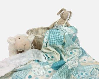 Baby Blanket, Minky Blanket