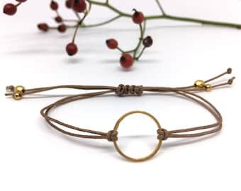 Bracelet ' Corona Gold ' vegan