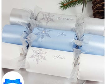 Christmas cracker etsy personalised christmas crackers kit fill your own make solutioingenieria Gallery