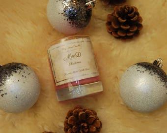 Christmas - Handmade Luxury Soy Candle