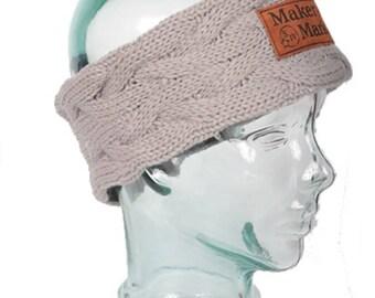 Cable Knit - Custom Headband