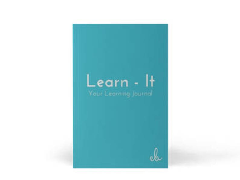 Learning Journal  The Learn-It™ image 0
