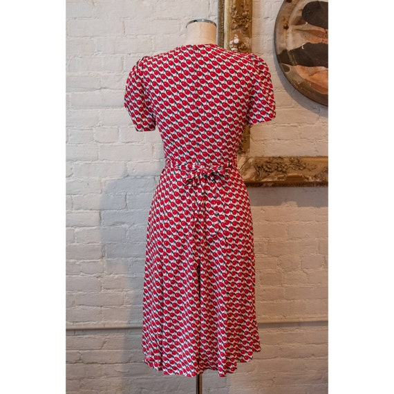 1990's   Vintage Anna Sui   Cherry Dress - image 8