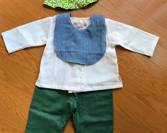 6-12months Baby boy 4 pieces set