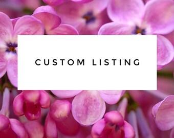 Custom Fairy Garden