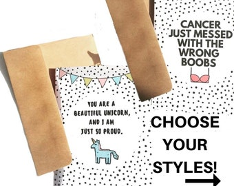 c65f7608 2 Card Discount Get Well Card Set Funny Cancer Card Set Breast Cancer Gifts  Chemo Care Package Cancer Comfort Gift Cancer Multipack Bundle