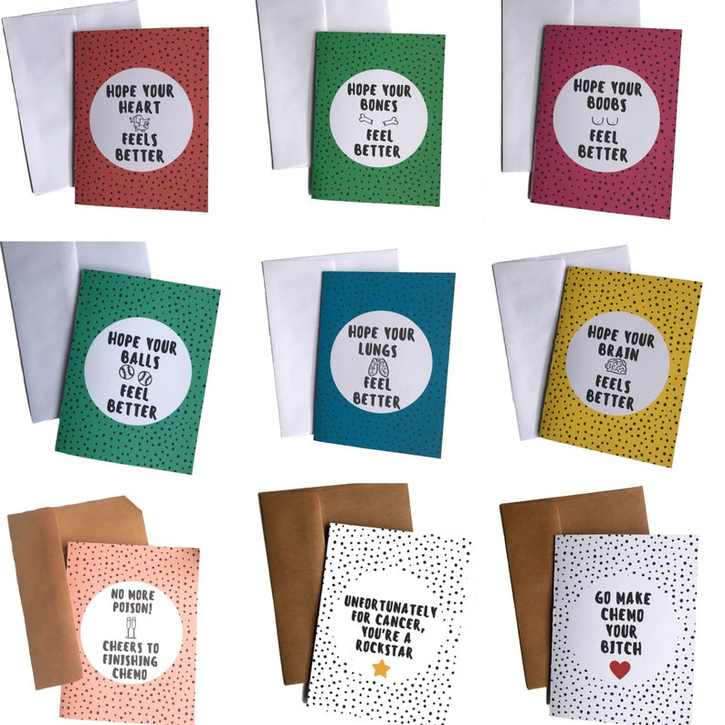 Cancer is Stupid Card You Can Do It Get Well Cancer Card For Her Cancer Fighter Card Support Card For Friend Cancer Care Package Cancer Gift