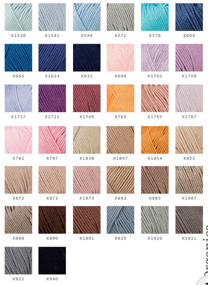 Kartopu organica  New yarn /%100 Cotton yarn,Crochet yarn,knitting yarn,baby yarn,soft yarn,hypoallergenic yarn,sport yarn,cotton yarn,toys