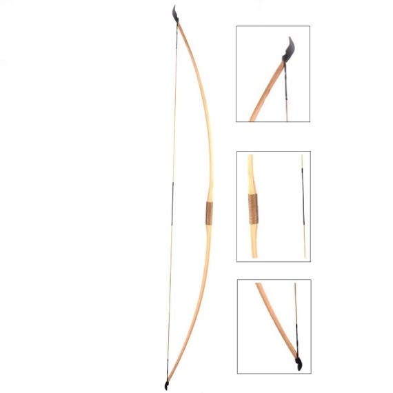 ENGLISH LONGBOW: 70-72