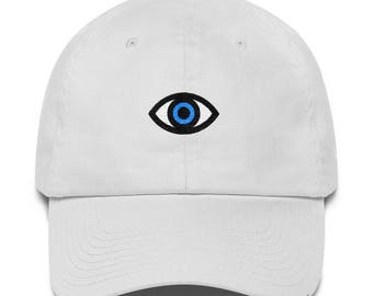 3rd Eye Dad Hat  Psychedelic Dad Hat  Boho Dad Hat  Hippie Dad Hat  Festival Outfit
