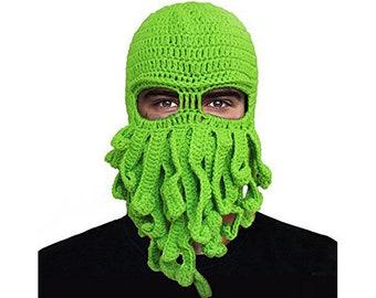 9f4324869 Knit octopus hat | Etsy