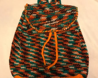 Beautiful drawstring backpack