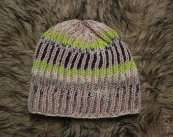 Flipped Script Brioche Hat - Custom Order