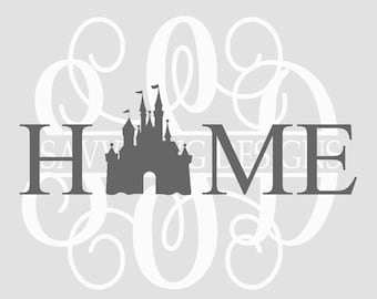 DIGITAL DOWNLOAD disney svg - disney shirts - mickey ears svg - disney castle svg - disney princess svg - silhouette - cricut - cut files