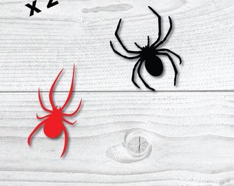 Spider Prank Set of 2