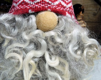 Handmade Nordic Gnome/Tomte/Nisse