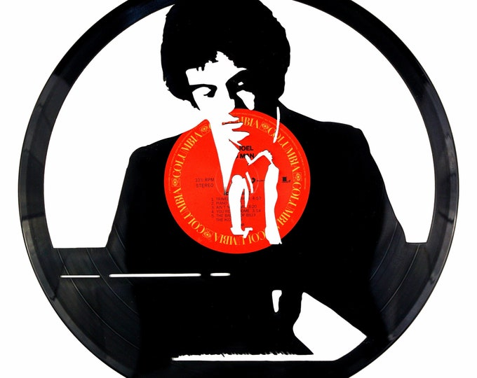 Billy Joel Vinyl Record Art