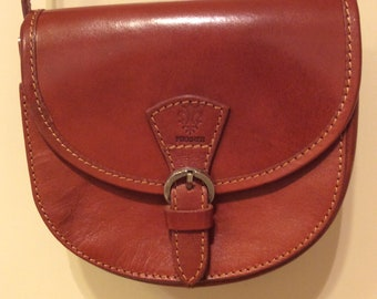 Firenze leather purse